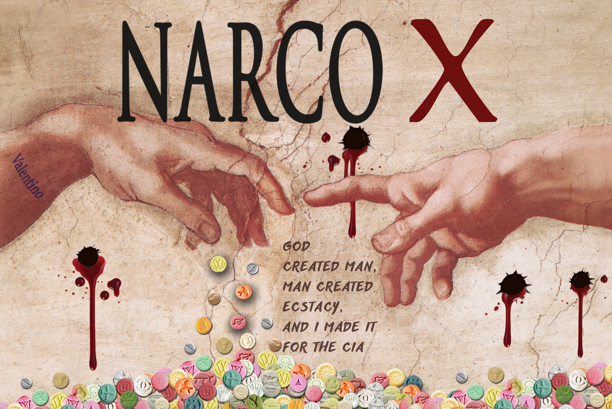 Narco X front cover